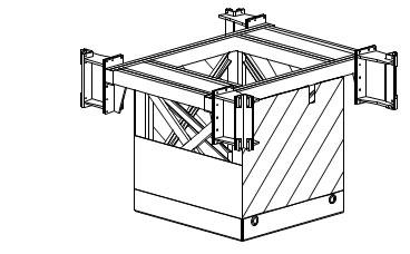 压缩装置是垃圾压缩机的主体