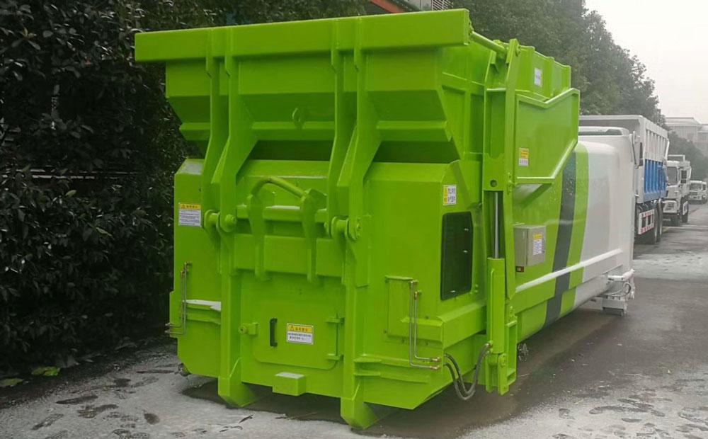 移动式(一体机)垃圾压缩设备