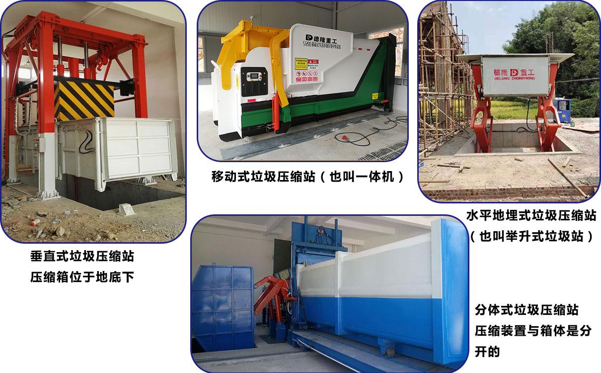 垃圾压缩设备生产厂家