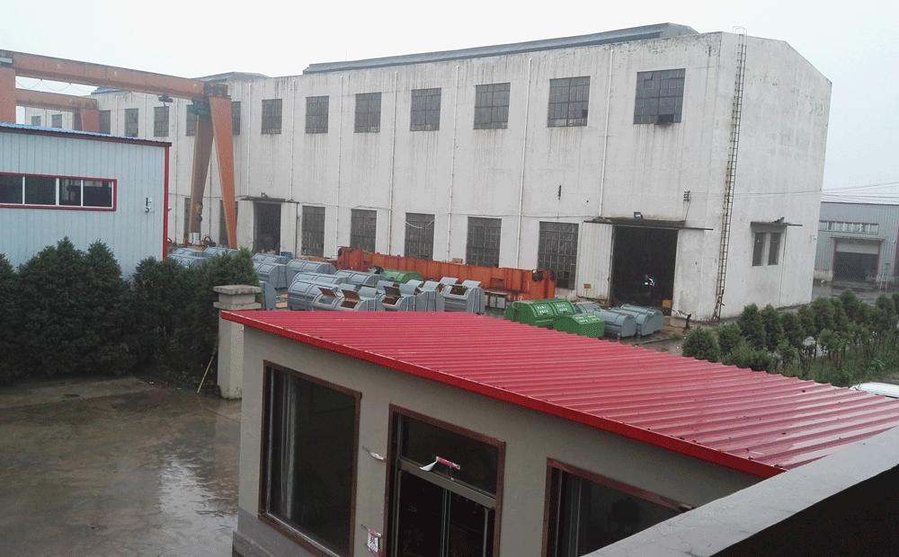 河南有哪些垃圾压缩中转站生产厂家