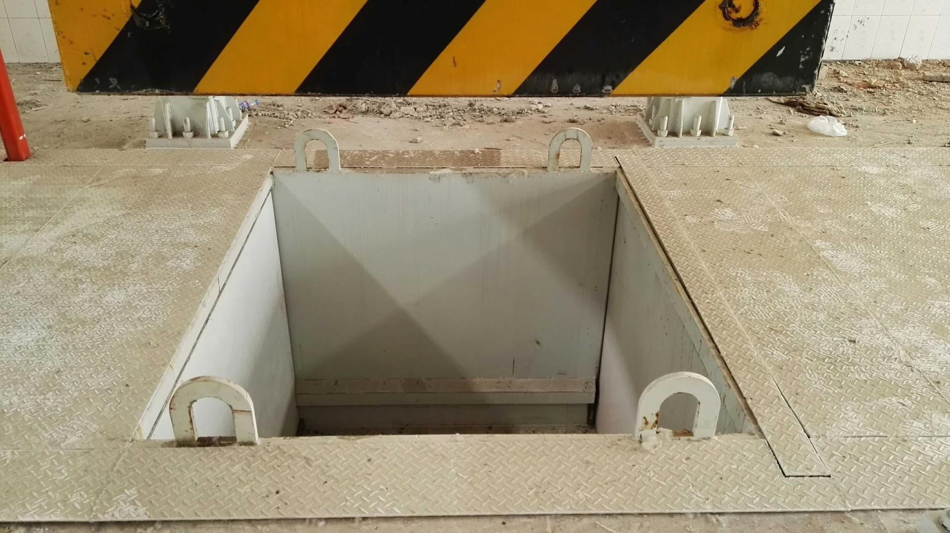 垃圾转运站压缩机设备的地坑怎么挖?
