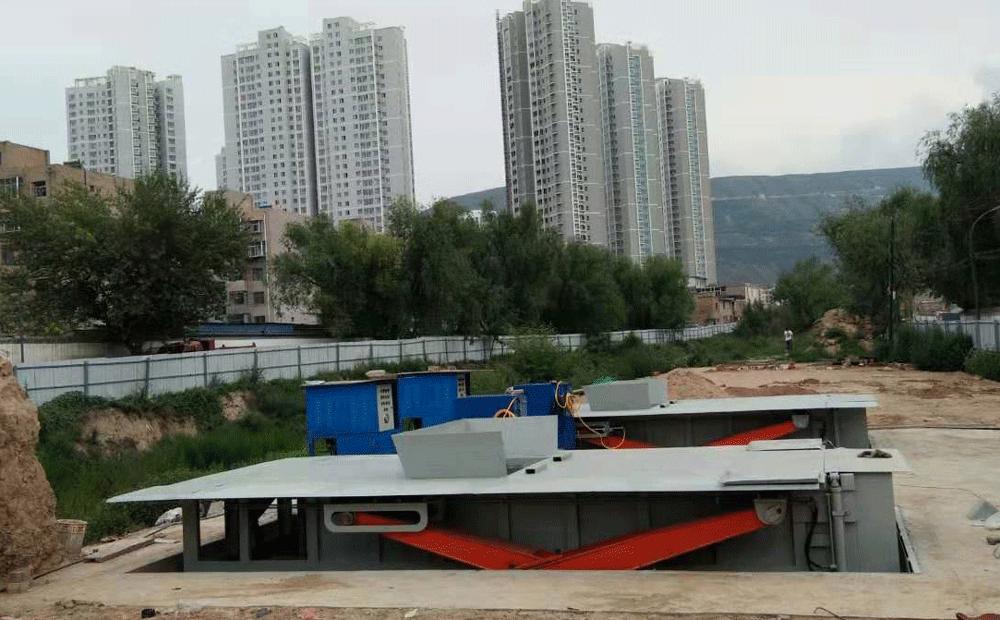 小型地埋式垃圾中转站