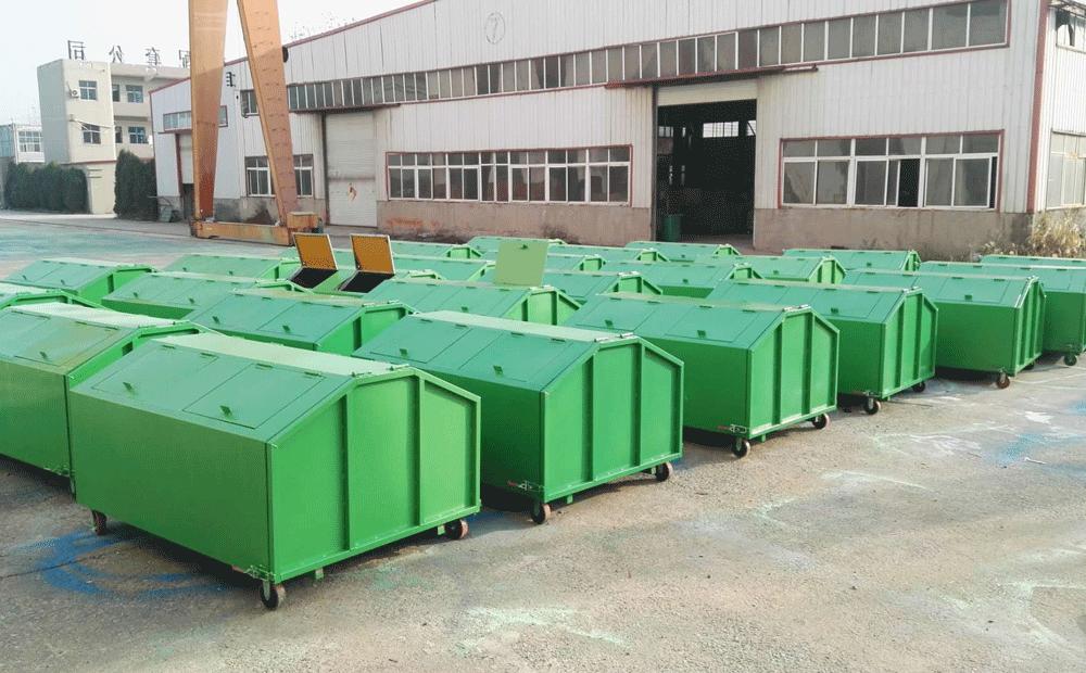 户外大型垃圾箱生产厂家