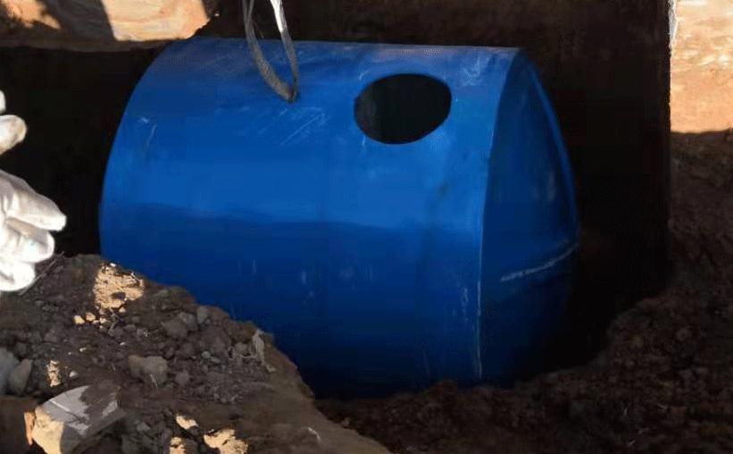垃圾渗滤液专用储存装置
