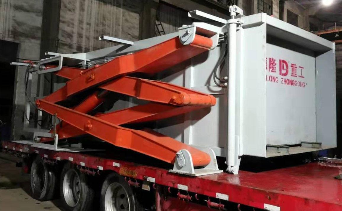 处理60吨垃圾中转站设备