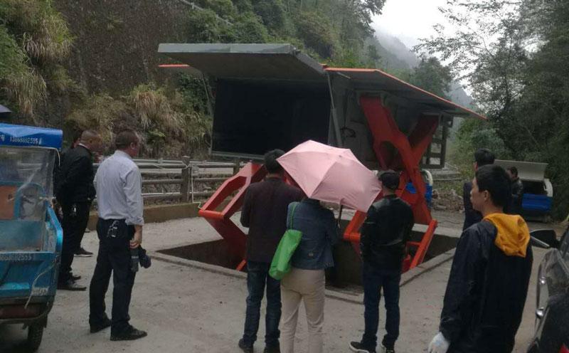 公园适合用什么垃圾压缩中转站