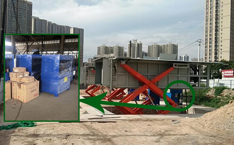 地埋式垃圾站液压油泵的操作方式与维护保养