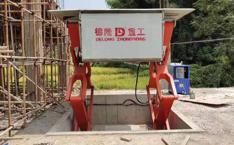 地埋式垃圾压缩站设备