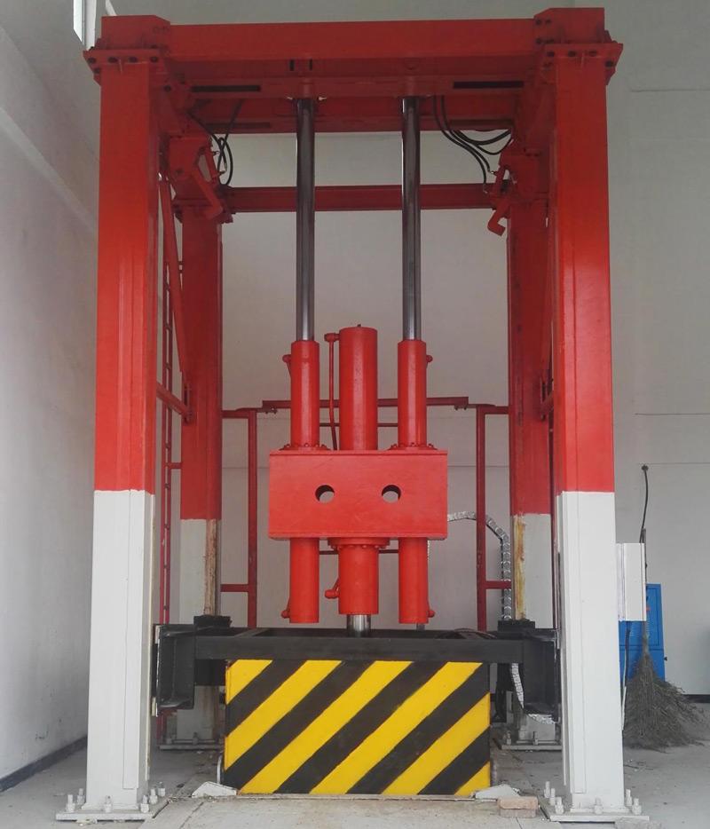 垂直式垃圾压缩站的维护保养