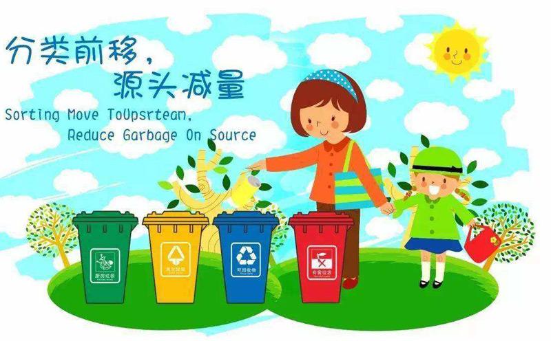 垃圾减量需要从源头开始