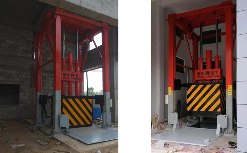 垂直式垃圾压缩机施工方案-设备安装技术条件