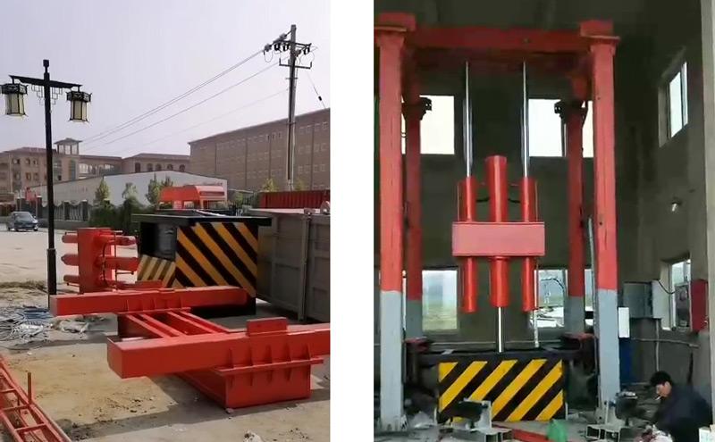 垂直式垃圾中转站安装前人员配备