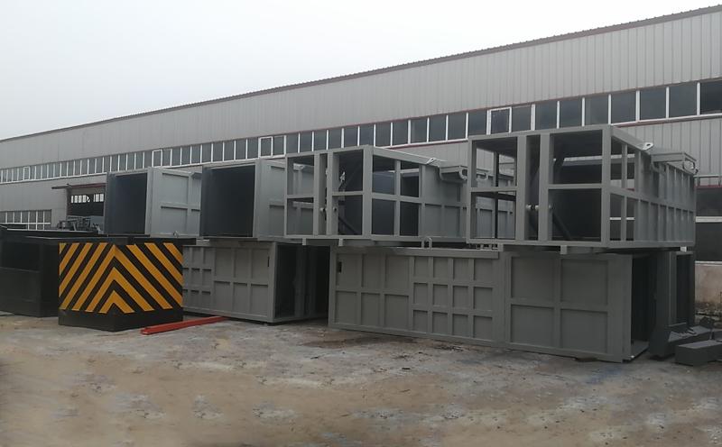 垃圾转运站压缩设备代加工厂