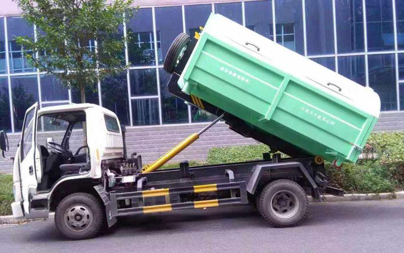 移动式垃圾箱厂家提供价格
