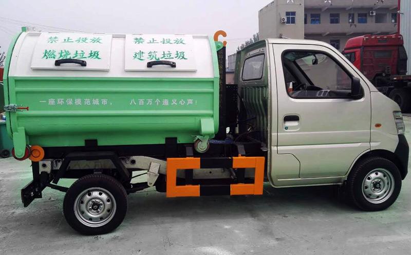3立方移动式垃圾箱厂家可供应现货