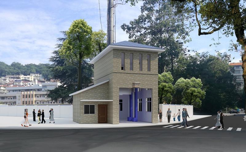 乡镇建设地埋式888sl站预算
