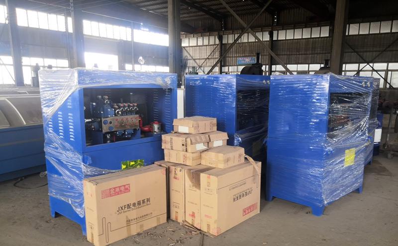地埋式垃圾压缩机液压泵站