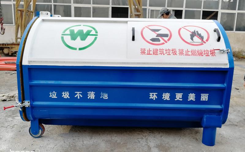 农村垃圾箱