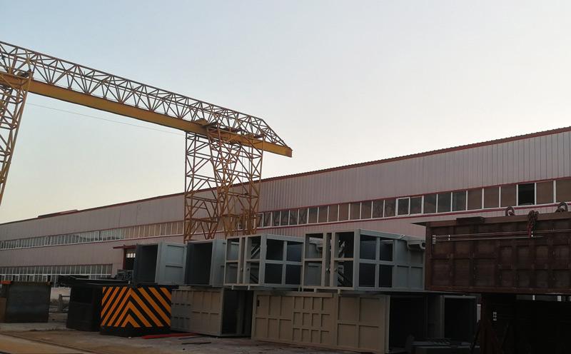 垂直垃圾压缩设备加工厂-欢迎来厂考察