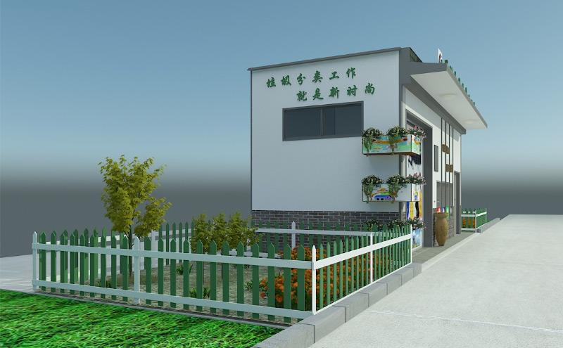 小区垃圾转运站建设标准