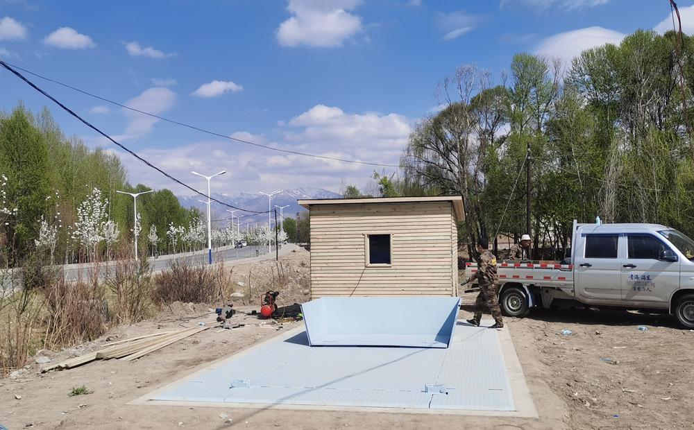 6立方地埋式水平压缩垃圾站