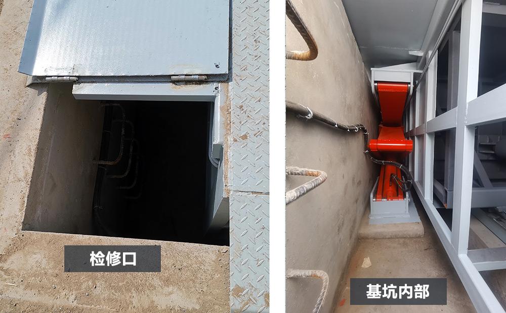 地埋式垃圾站检修方便