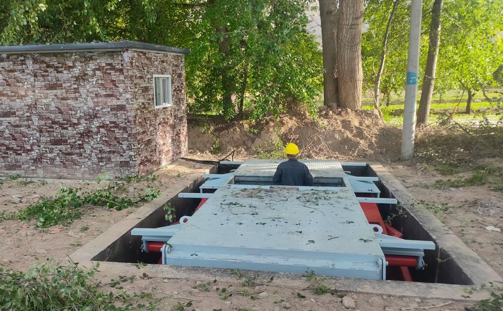 地埋式垃圾压缩站基坑