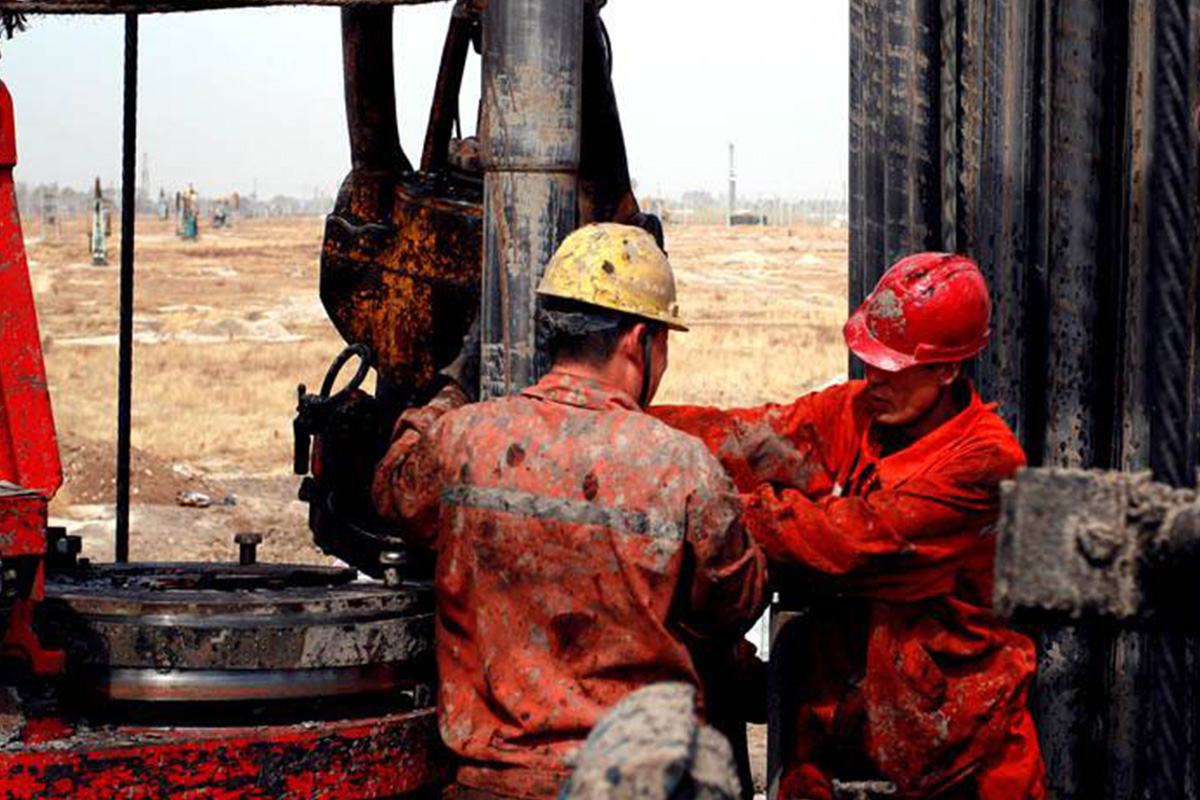 Oilfield Drilling