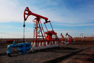 克拉玛依油田