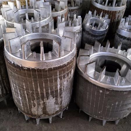 高压电动机铸铝转子