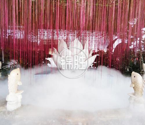 餐厅景观喷雾