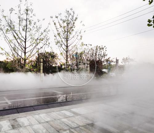房地产景观喷雾