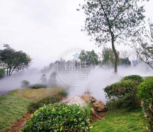 公园景观喷雾