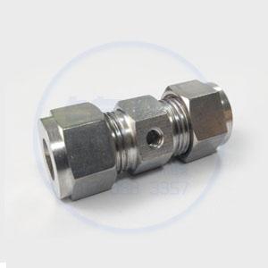 特质降温/降尘/除臭/加湿喷头底座(不锈钢卡扣式)