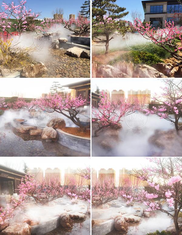 山西榆次蓝光地产·雅居乐雍锦半岛示范区景观造雾项目.png