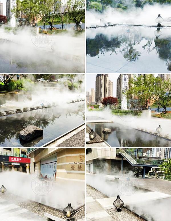 重庆照母山香港置地集团-壹号半岛示范区景观喷雾项目1.jpg