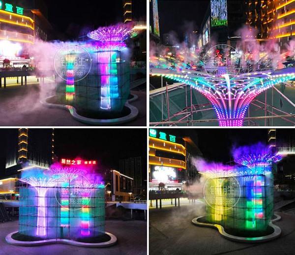 重庆铜梁龙城天街中心广场喷雾景观项目1.jpg