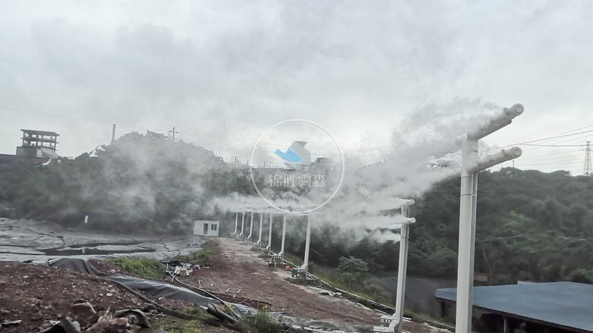 重庆黑石子垃圾填埋场超声波除臭案例(6).jpg