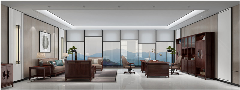 班台+书柜+沙发+茶几+茶水柜.jpg