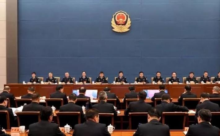 赵克志在全国公安厅局长会议上强调 全力以赴坚决打赢防范化解重大风险攻坚战