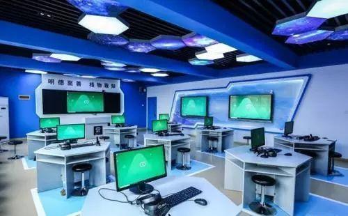 VR虚拟现实教育的优点