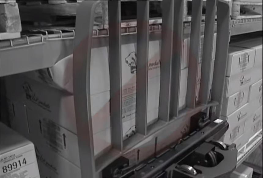 VR物流装卸机作业培训课程介绍