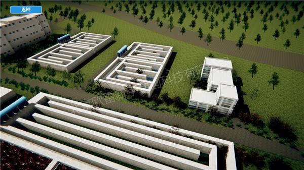 污水处理与再生利用虚拟仿真实验