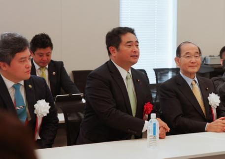 "TREELION亮相IFIC TOKYO倡导全球治沙,全民种树,建设绿色""一带一路""生态安全链"