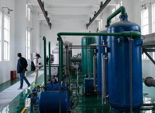 绵阳塘汛生活污水处理厂5万吨提标改造EPC工程