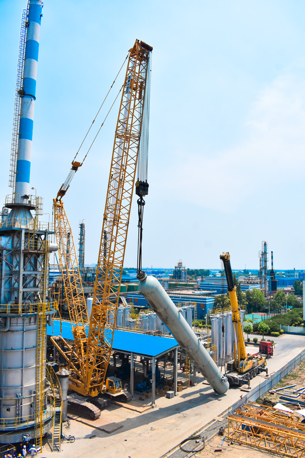 2019年山东齐成石化瑢脱质量升级项目