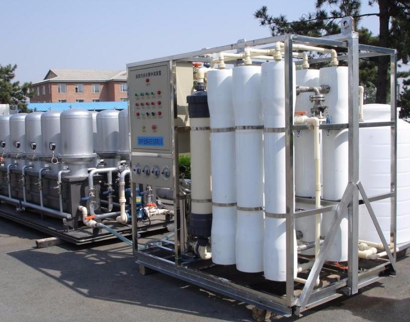 重金属废水处理