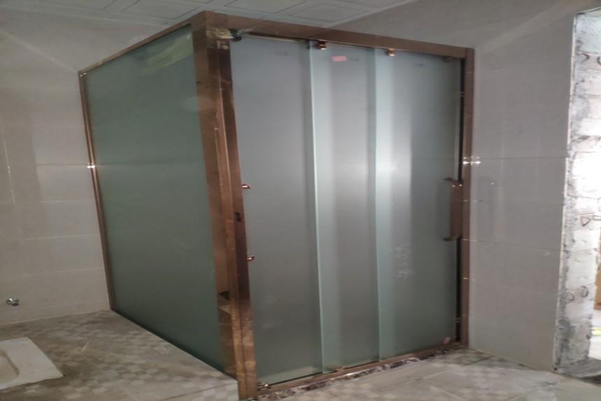 淋浴房,卫生间干湿分离
