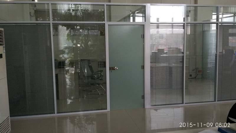 滨州玻璃隔断