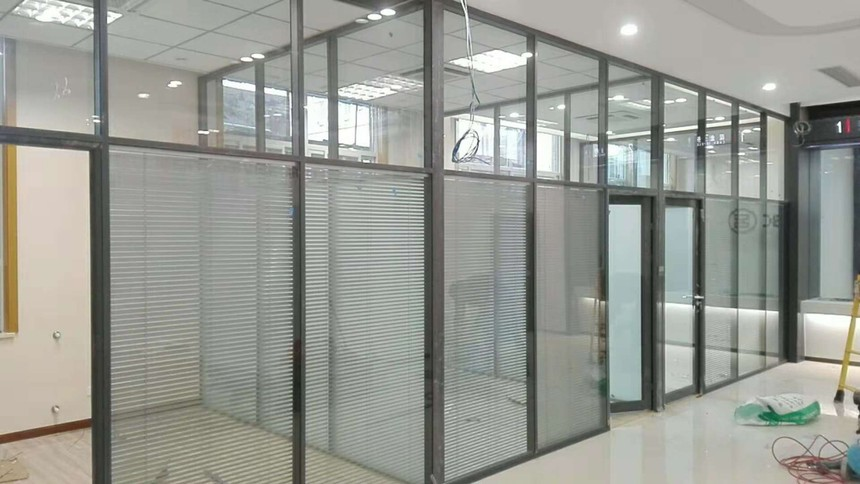 枣庄玻璃隔断墙,枣庄活动隔断